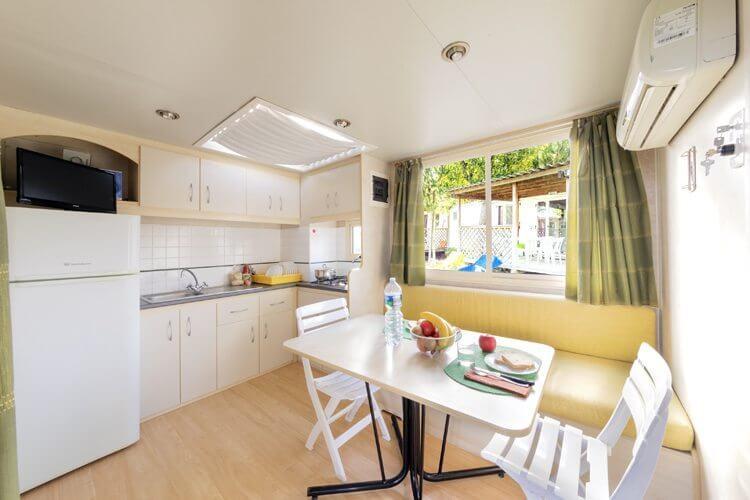 Casa mobile adria riva nuova camping village