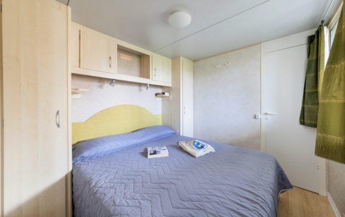 Slaapkamer met Adria