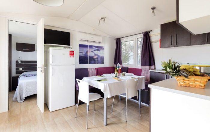 Adria plus living room