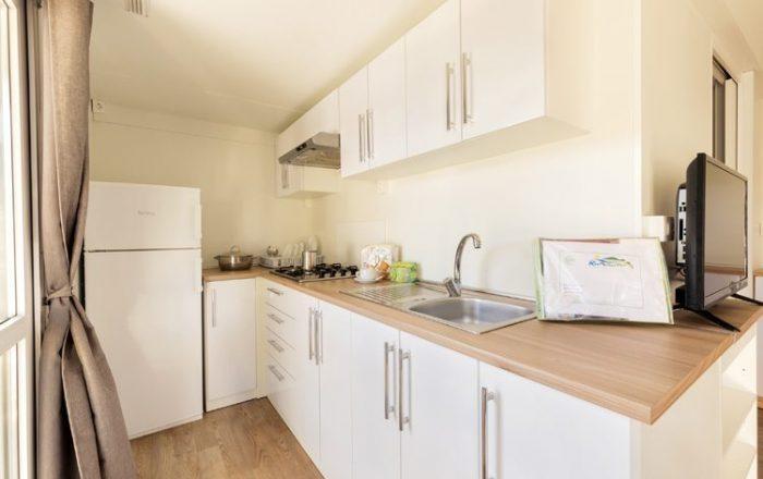Adria XLine kitchen