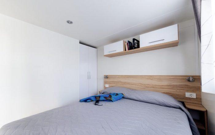 Slaapkamer met Adria XLine