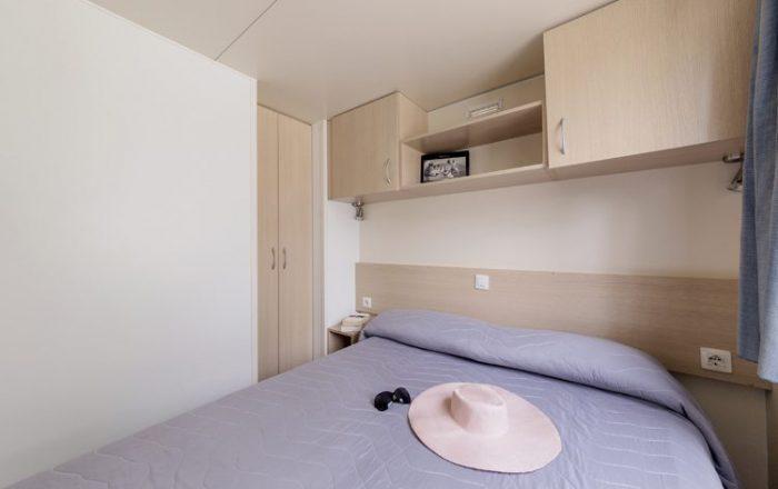 Slaapkamer met Italia